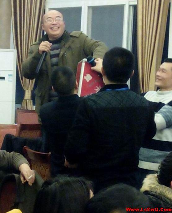 乐山商务群2014年团拜会